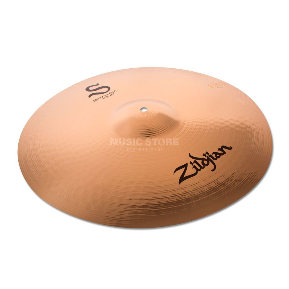 "Zildjian S-Series Medium Ride 24"" Brilliant Produktbild"