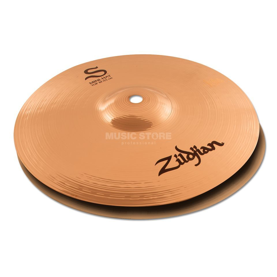 "Zildjian S-Series Mini HiHat 10"" Brilliant Produktbild"