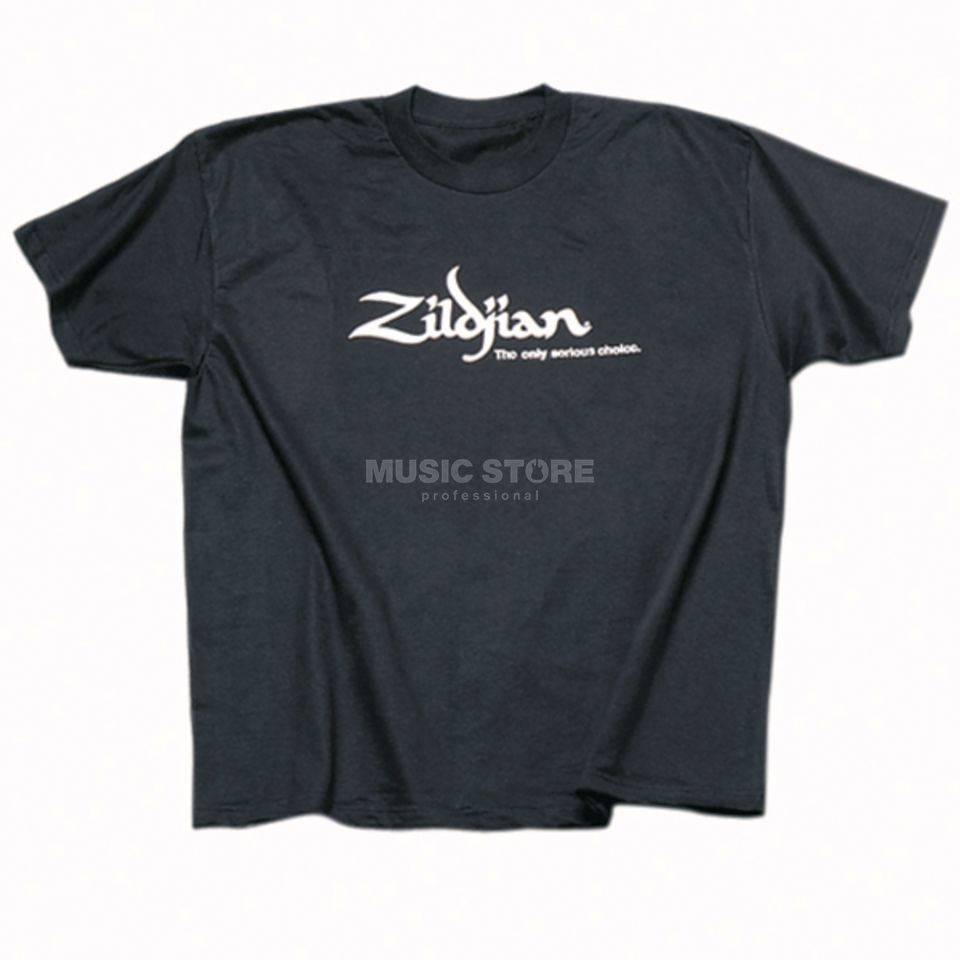 Zildjian T-Shirt Classic, Black Medium Produktbild