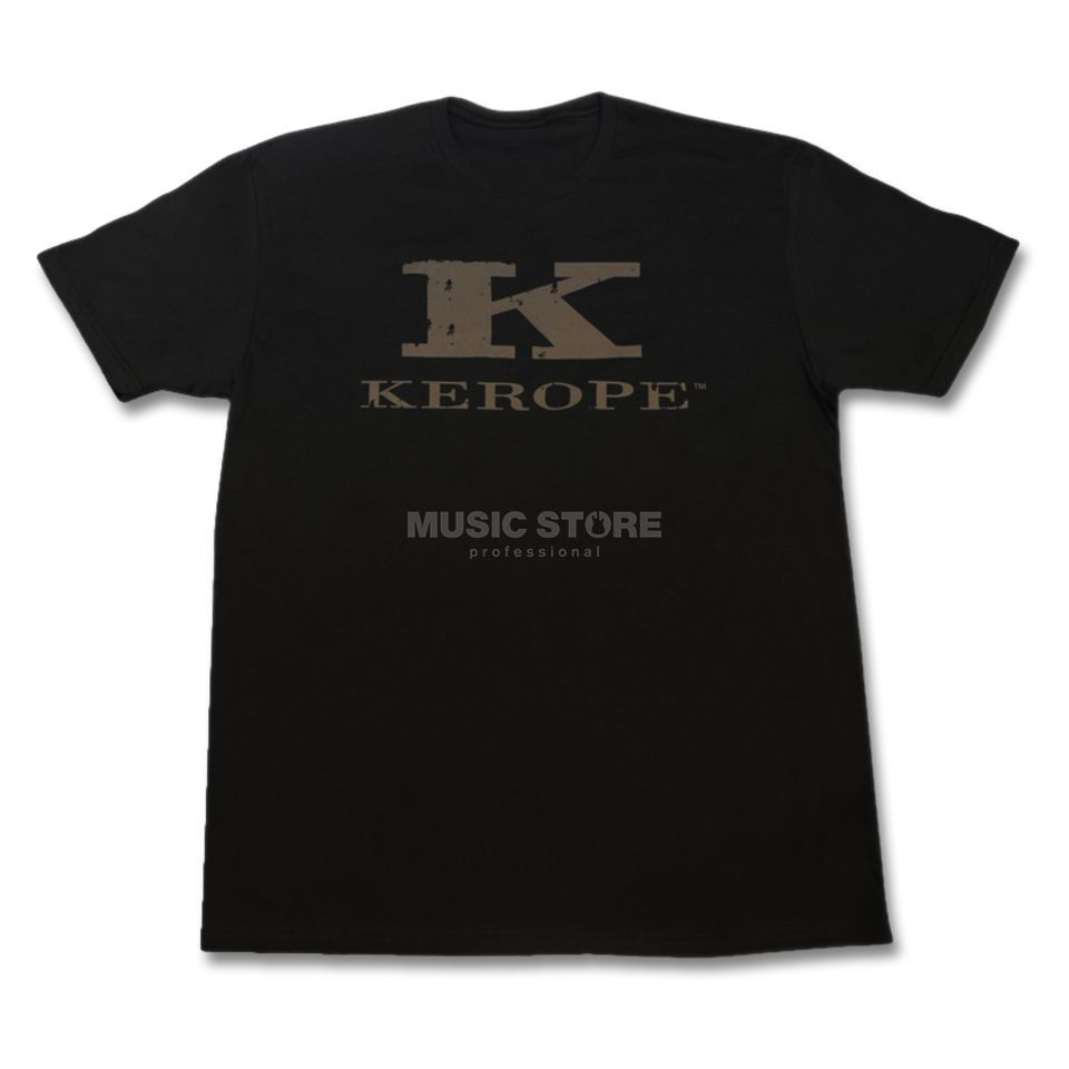 Zildjian T-Shirt Kerope Black, Large Product Image