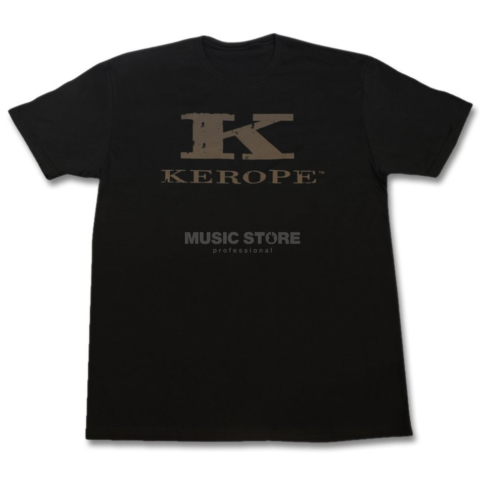 Zildjian T-Shirt Kerope Black, Small Product Image