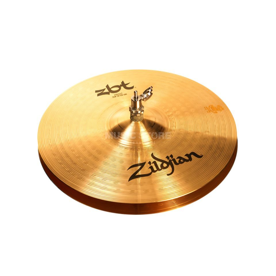 "Zildjian ZBT 13"" Hi-Hat Pair Brilliant Finish Produktbillede"