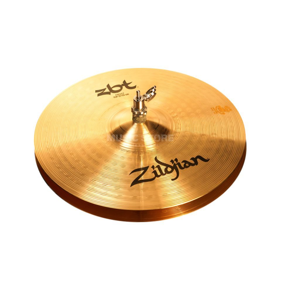"Zildjian ZBT 14"" Hi-Hat Pair Brilliant Finish Изображение товара"