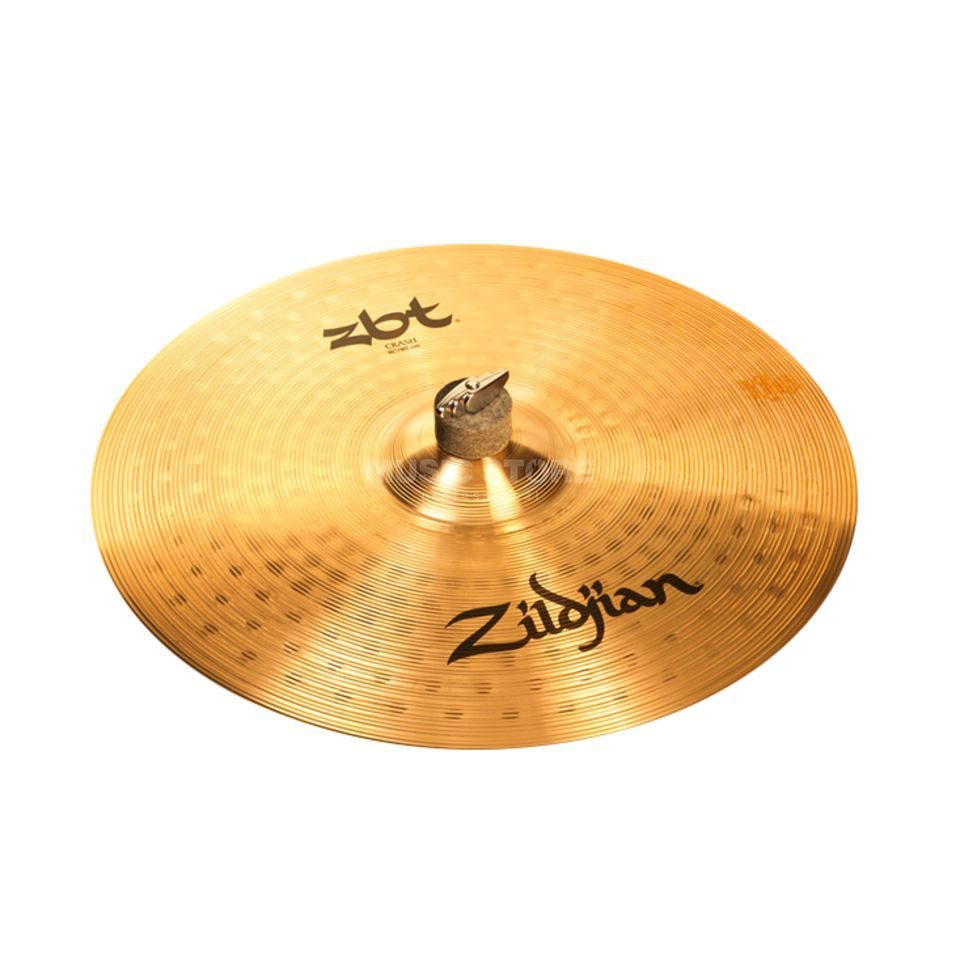 "Zildjian ZBT 16"" Crash, Brilliant Finish Immagine prodotto"