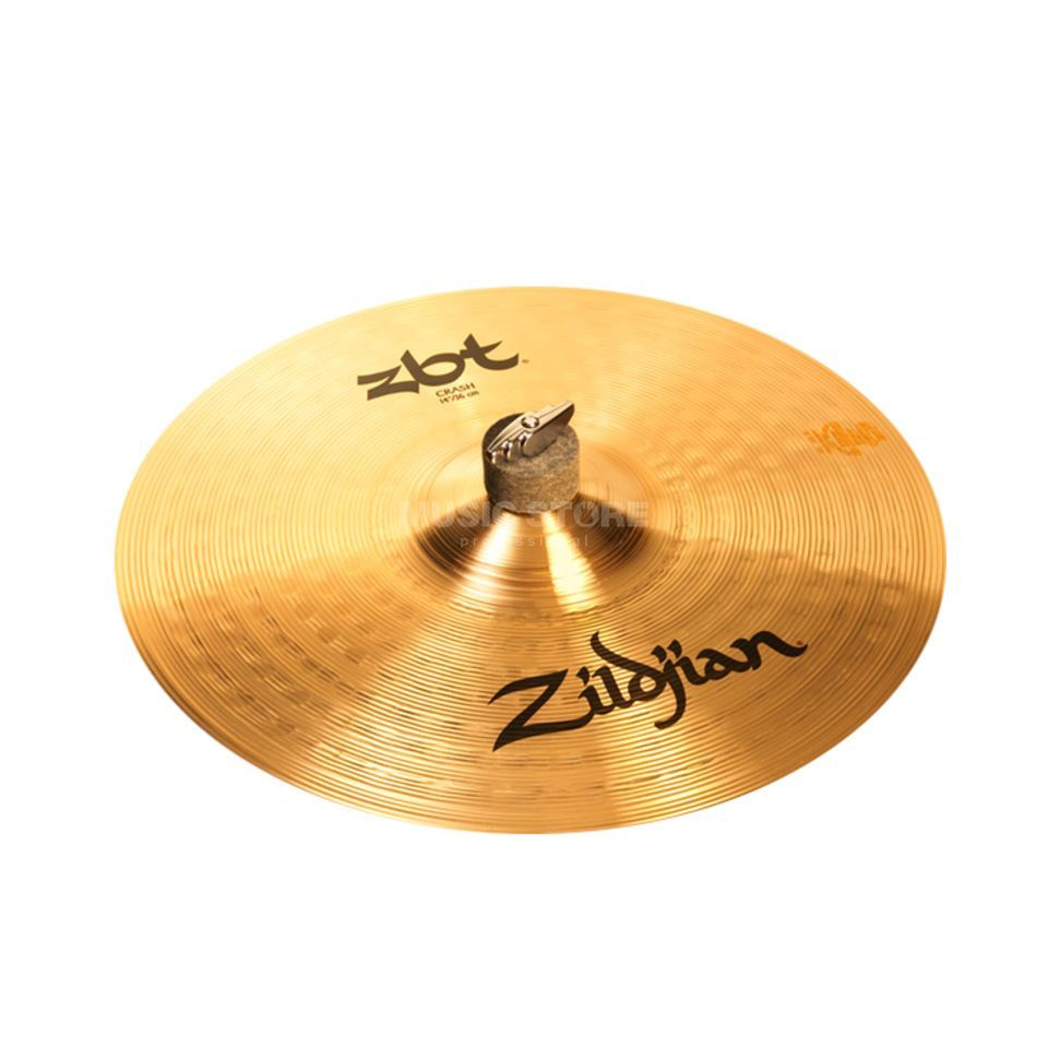 "Zildjian ZBT Crash 14"" Finition brillante Image du produit"