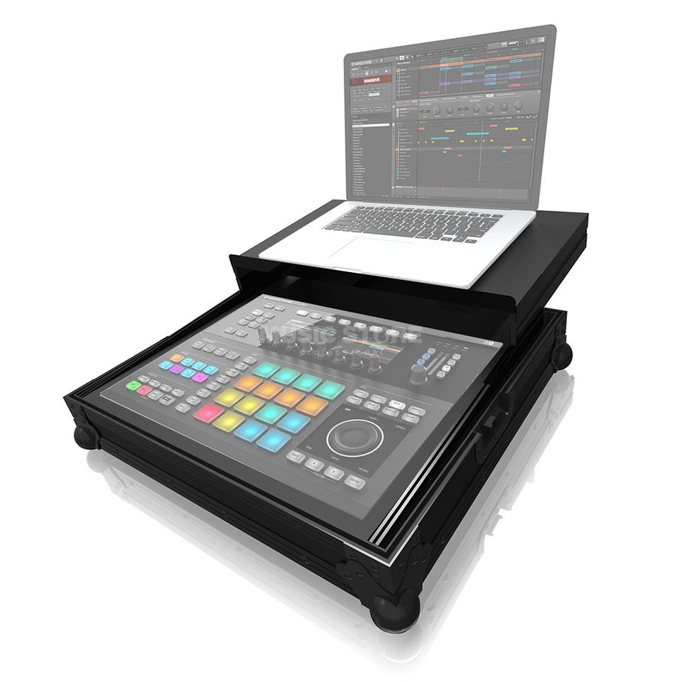 Zomo Case Maschine Studio Plus NSE für NI Maschine Studio+Laptop Produktbild
