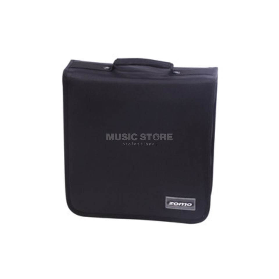 Zomo DJ-Book black B-Stock bag for 234 CDs Product Image