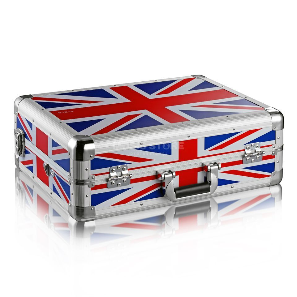 Zomo Flightcase MFC-S4 UK Flag for Traktor Kontrol S5 Product Image