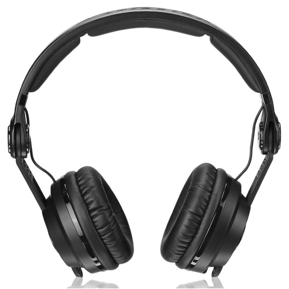 Zomo HD-3000 Black DJ-Headphones Produktbillede