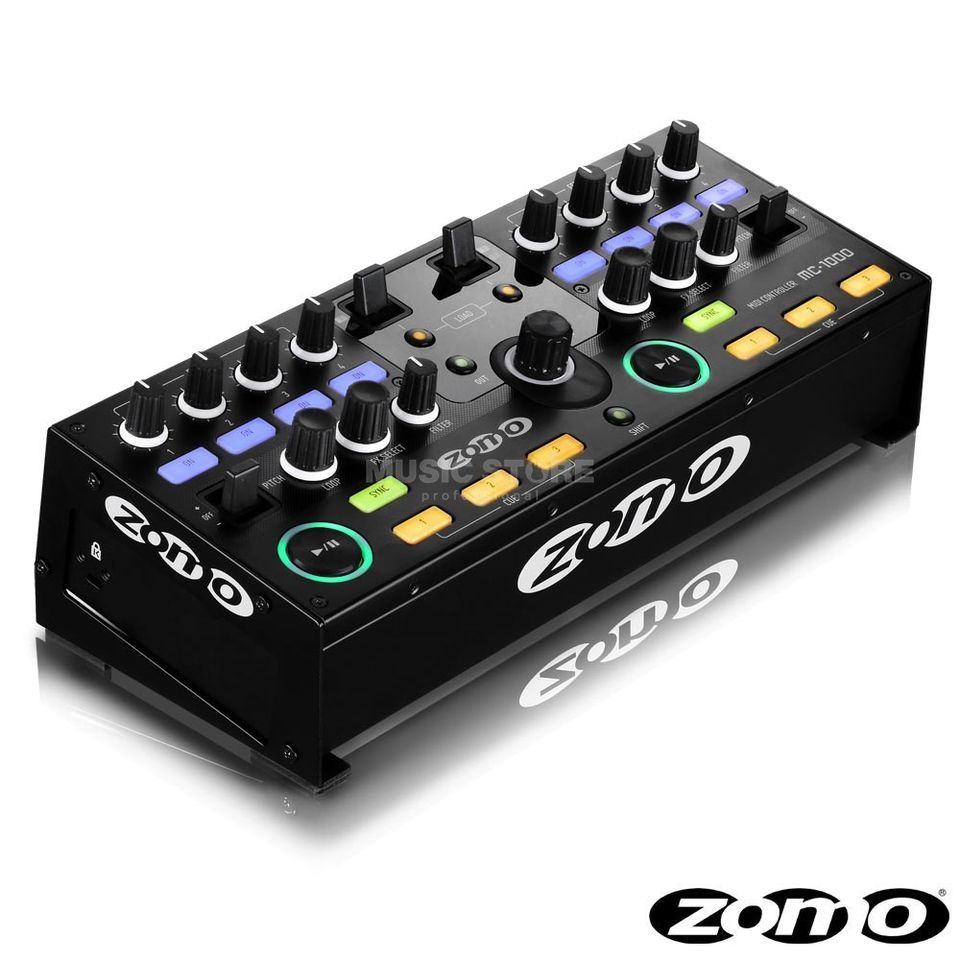 Zomo Pro Mount Kit PMK-2 for Midi-Controller MC-1001 Produktbillede
