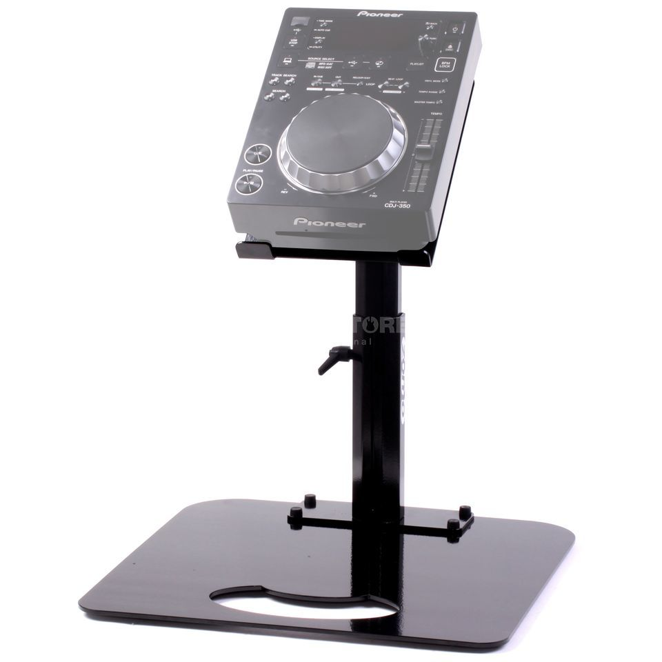 Zomo Pro Stand P-350 Black for 1x Pioneer CDJ-351 Изображение товара