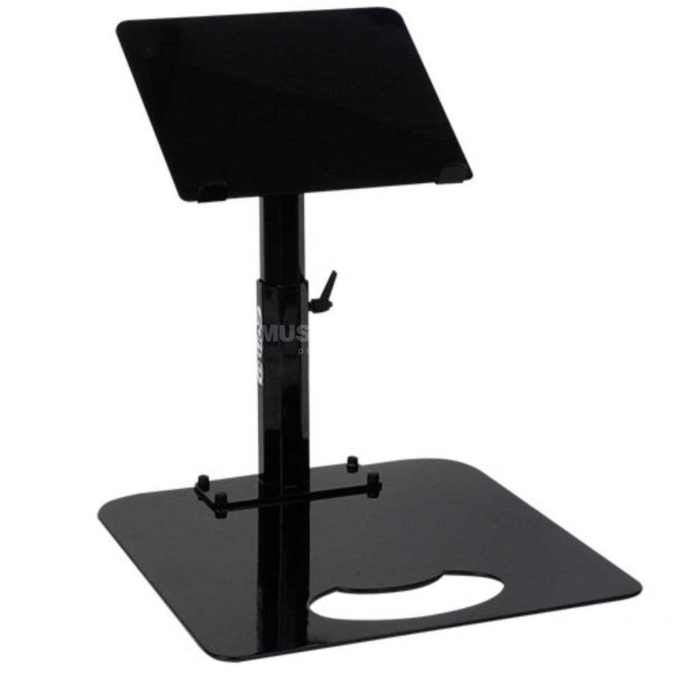 Zomo Pro Stand Uni-L Black for 1x Laptop, without Baseplate Produktbillede