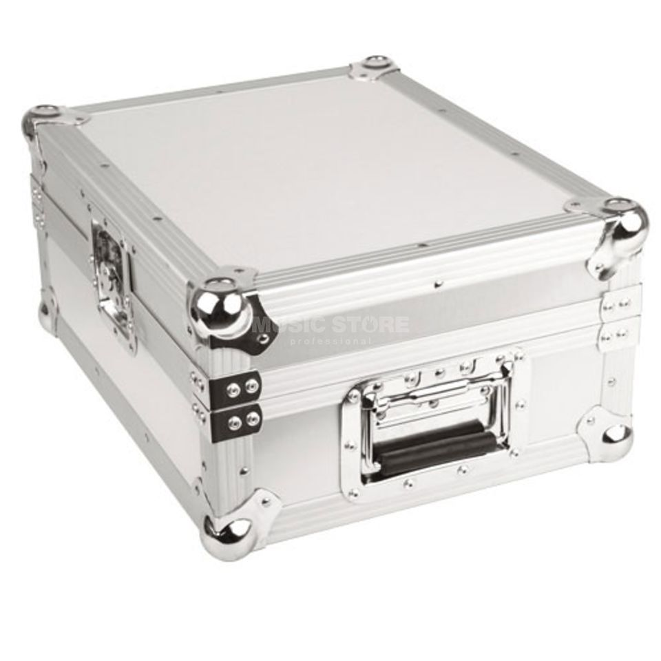 "Zomo Universal Case Live 1000 silver, f. CD-Player+12"" Mixer Produktbild"