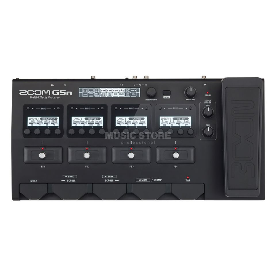 Zoom G5n Product Image