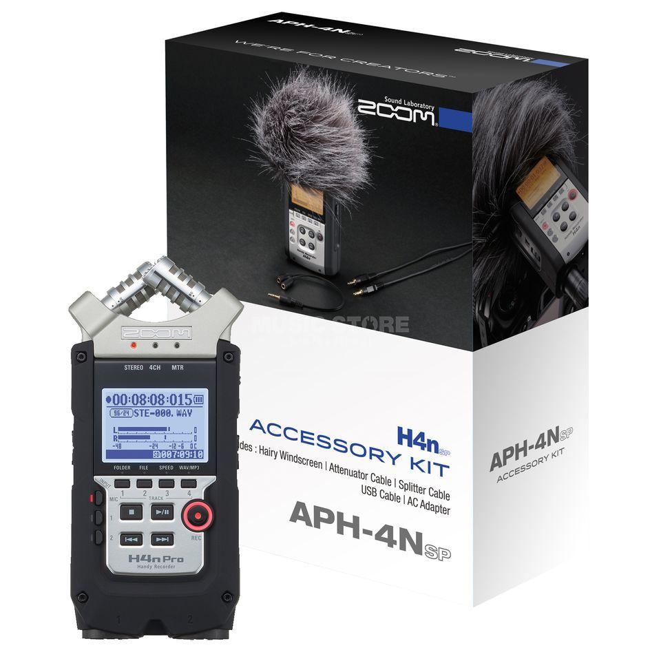 Zoom H4n Pro Aph 4npro Set Music Store Professional En Oe