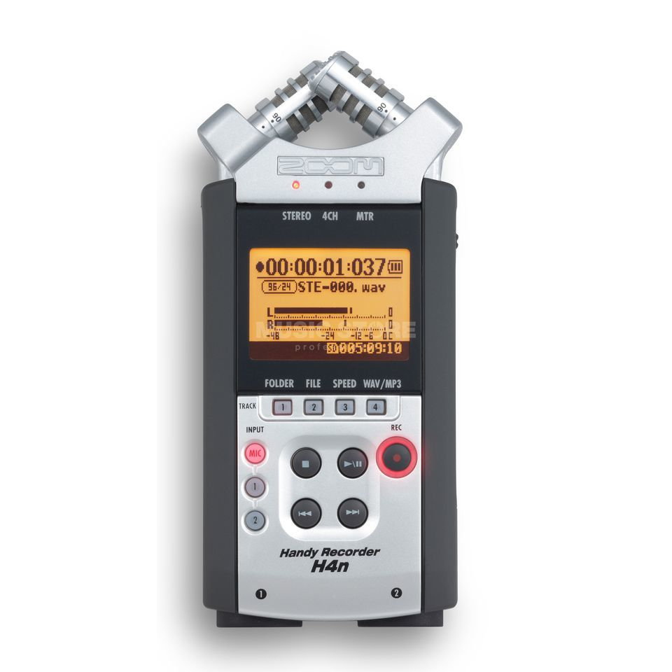 Zoom H4n SP mobiler Recorder Product Image