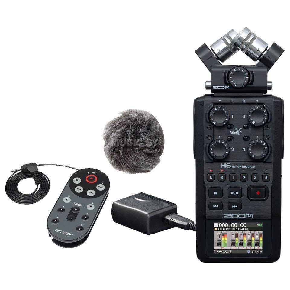 Zoom H6 + APH6 Zubehör - Set | MUSIC STORE professional