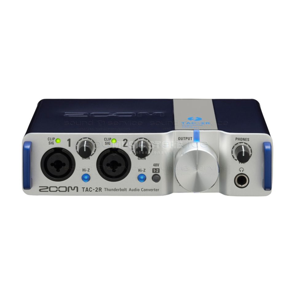 Zoom TAC-2R Thunderbolt Audio-Interface Produktbild
