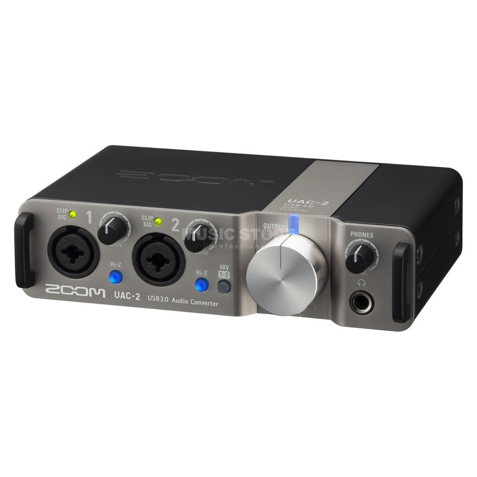 Zoom UAC-2 USB Audio-Interface Produktbild