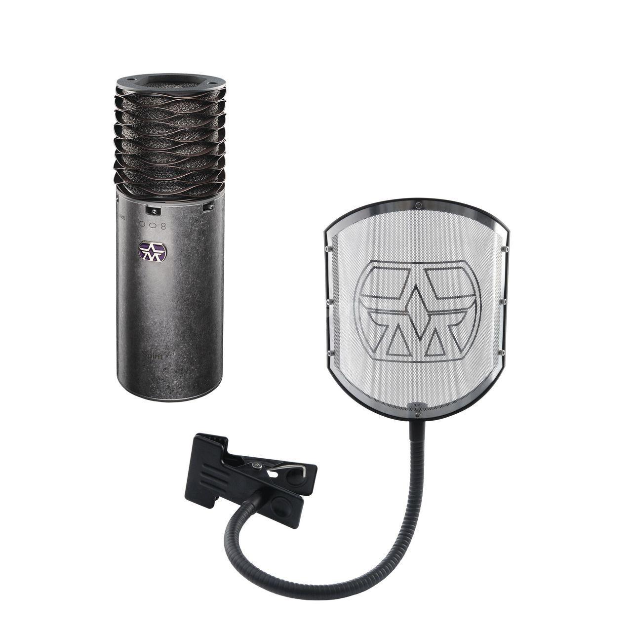 Aston Spirt - microfoni a condensatore da home studio