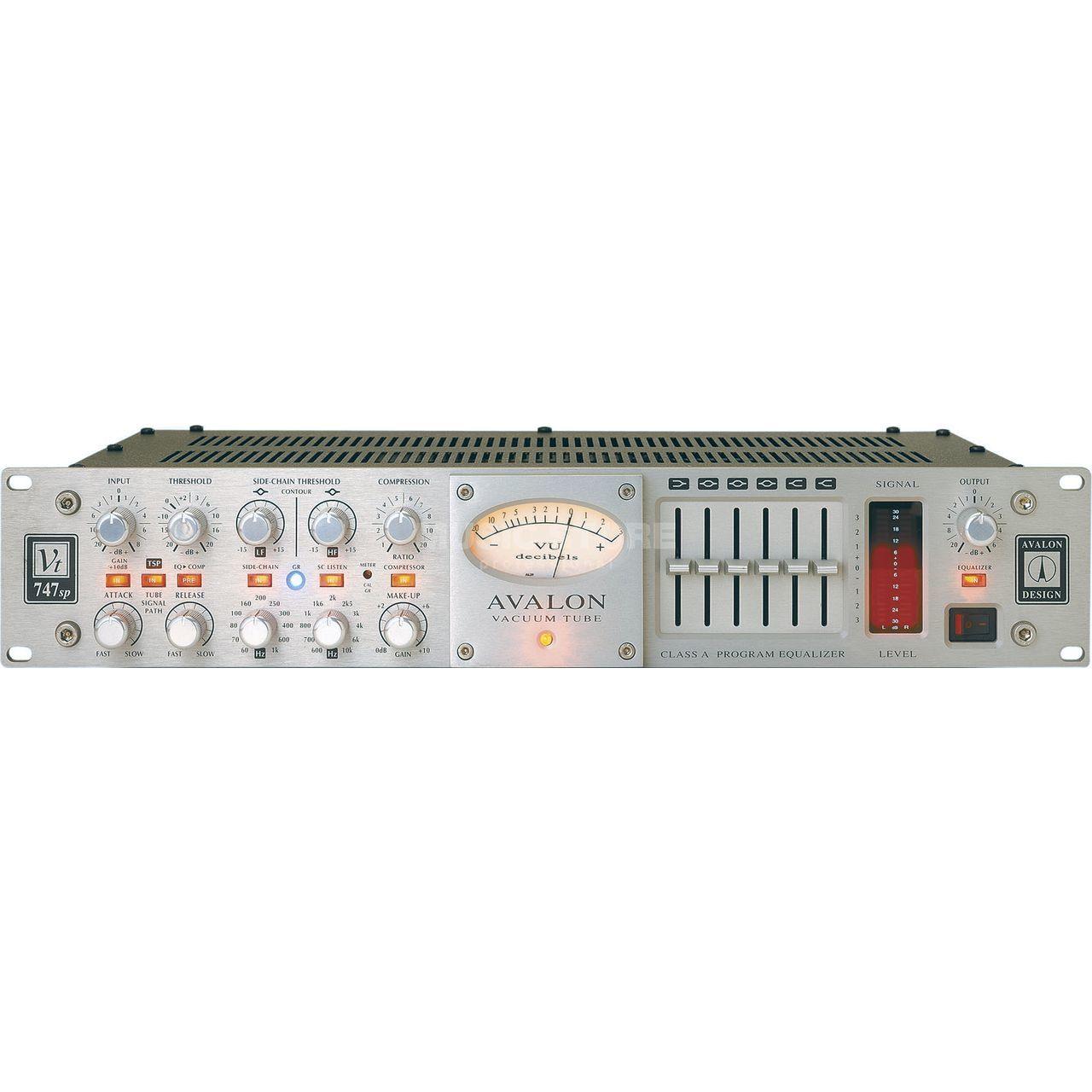 Avalon Design VT-747SP Stereo Compressor | DV247 | en-GB