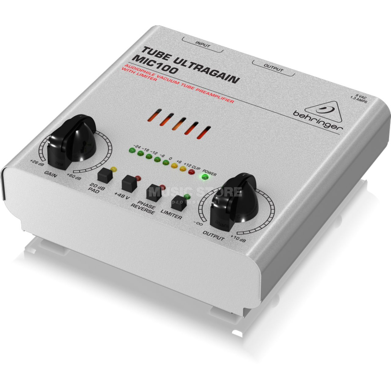 Behringer Mic 100 Tube Ultragain