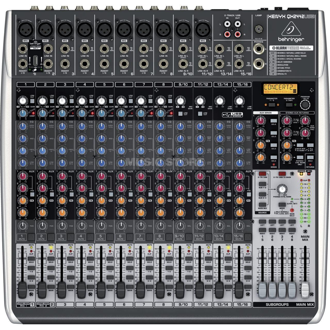 Consola Yamaha M