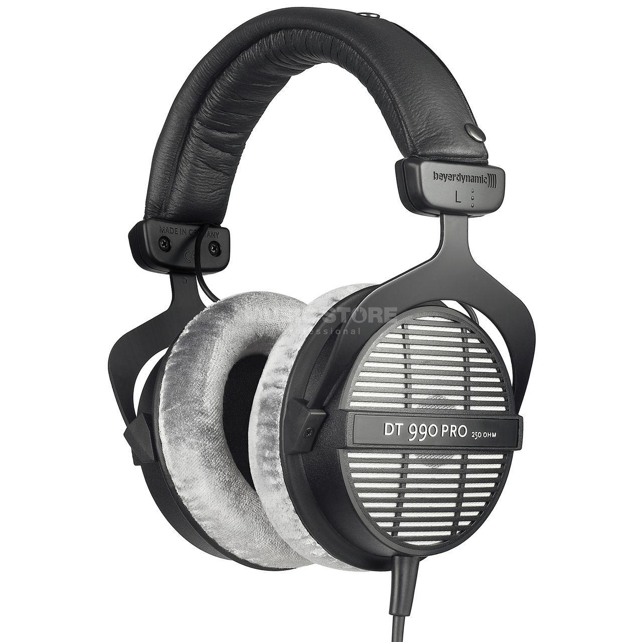 beyerdynamic dt 990 pro 250 ohm open studio headphones dv247 en gb. Black Bedroom Furniture Sets. Home Design Ideas