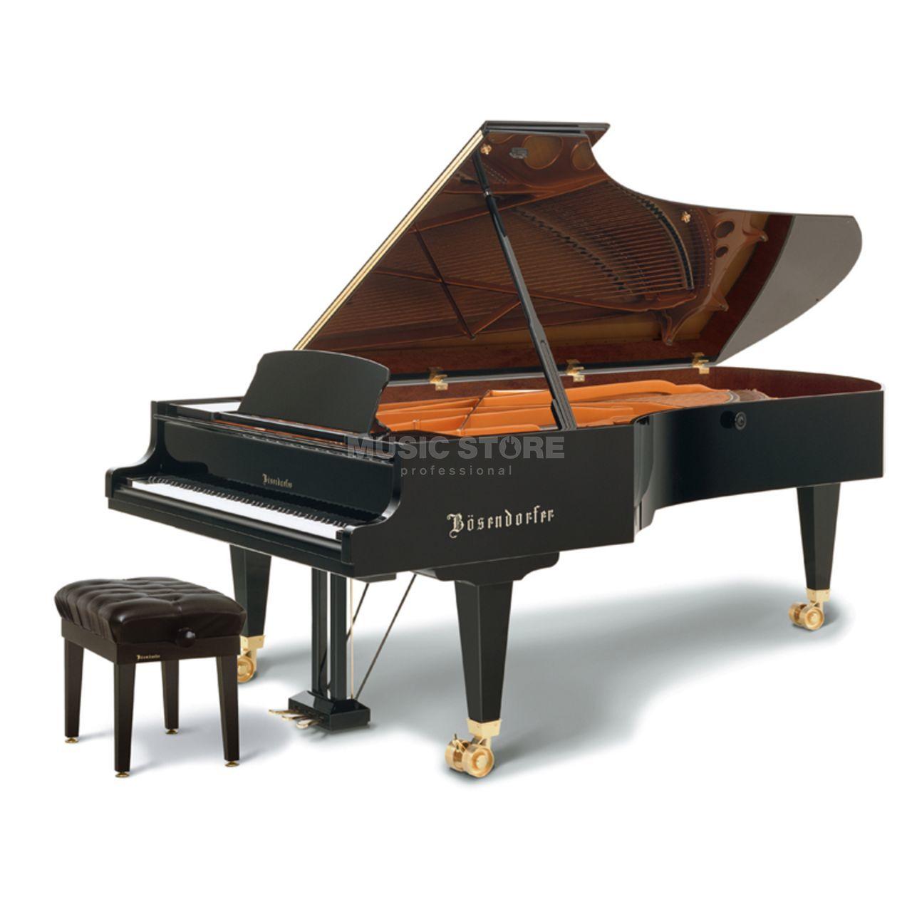 B sendorfer piano de cola modell 290 imperial negro pulido - Costo ascensore interno 1 piano ...