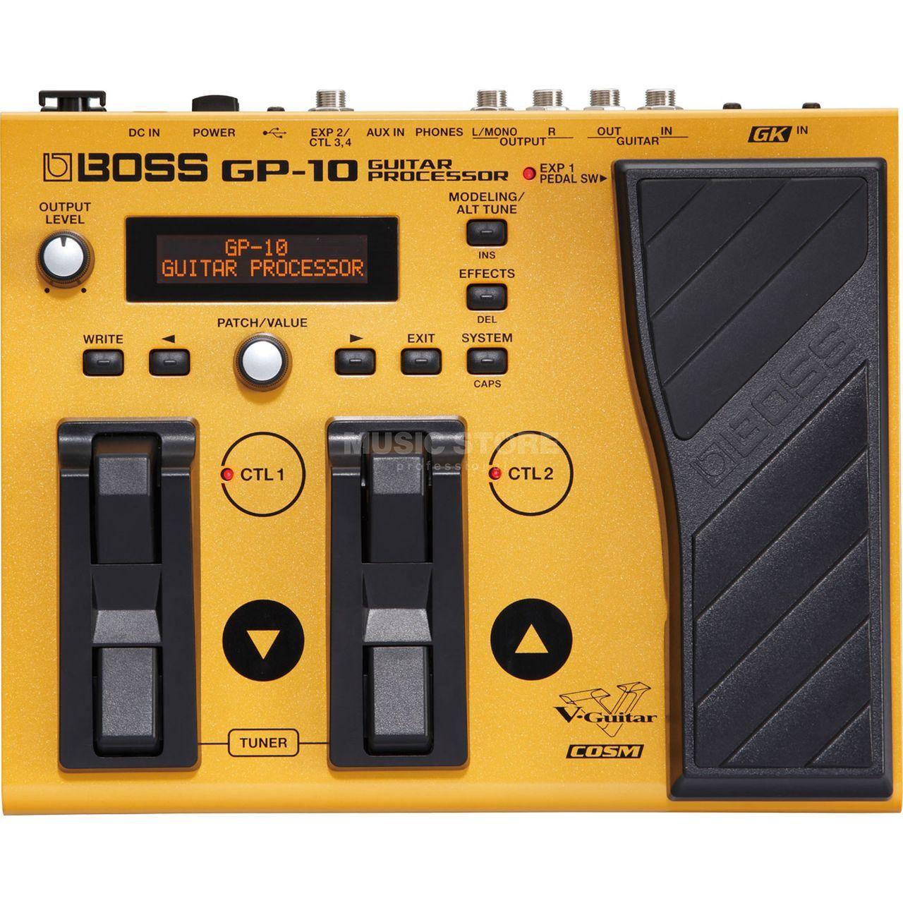 boss gp 10s guitar processor. Black Bedroom Furniture Sets. Home Design Ideas