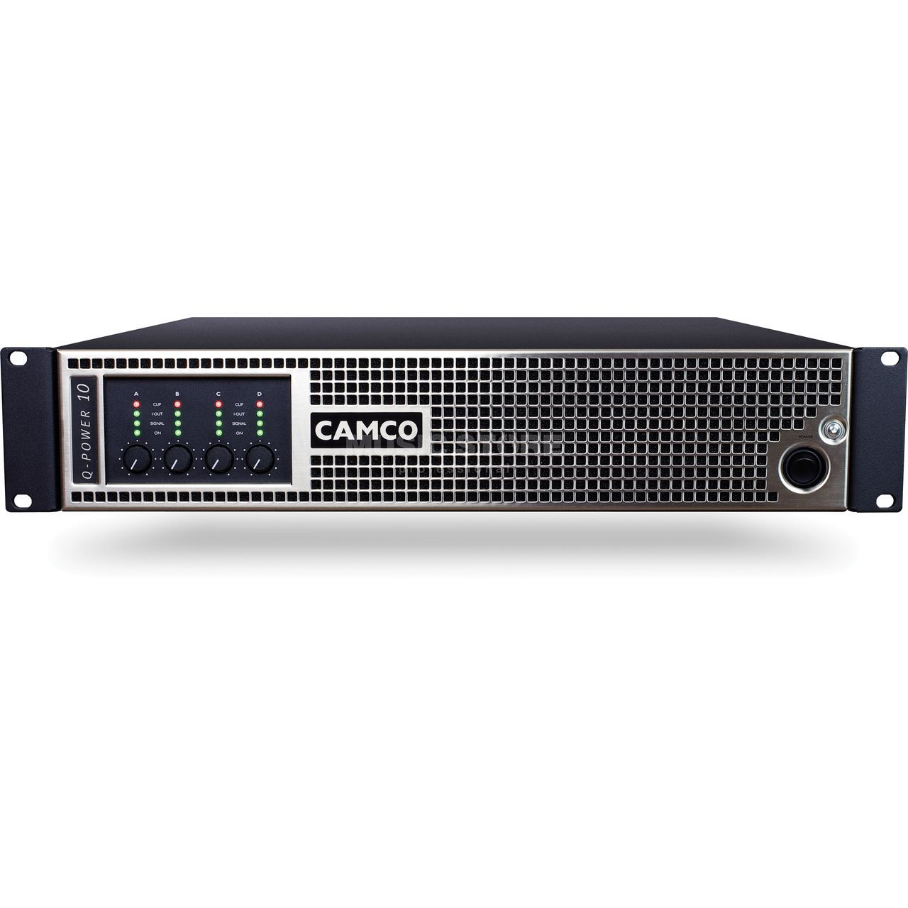 Camco Q Power 4 4x 840 Watt 4 Ohm Amplifier Music Store Professional En Rs