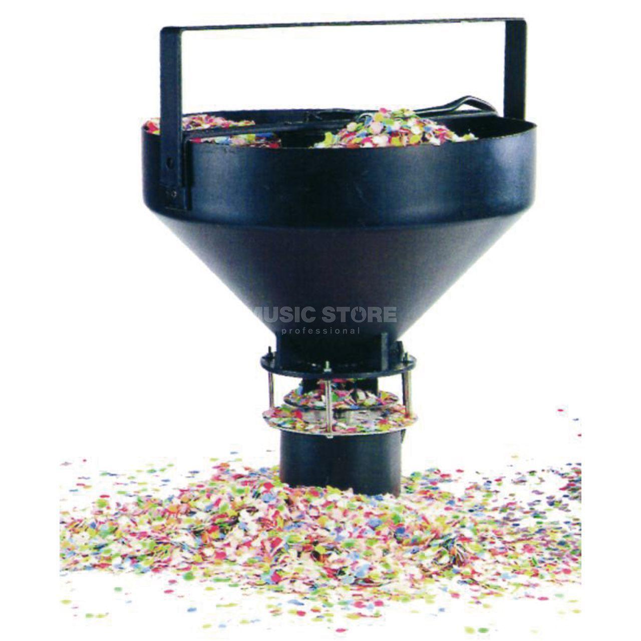 eurolite confetti machine. Black Bedroom Furniture Sets. Home Design Ideas