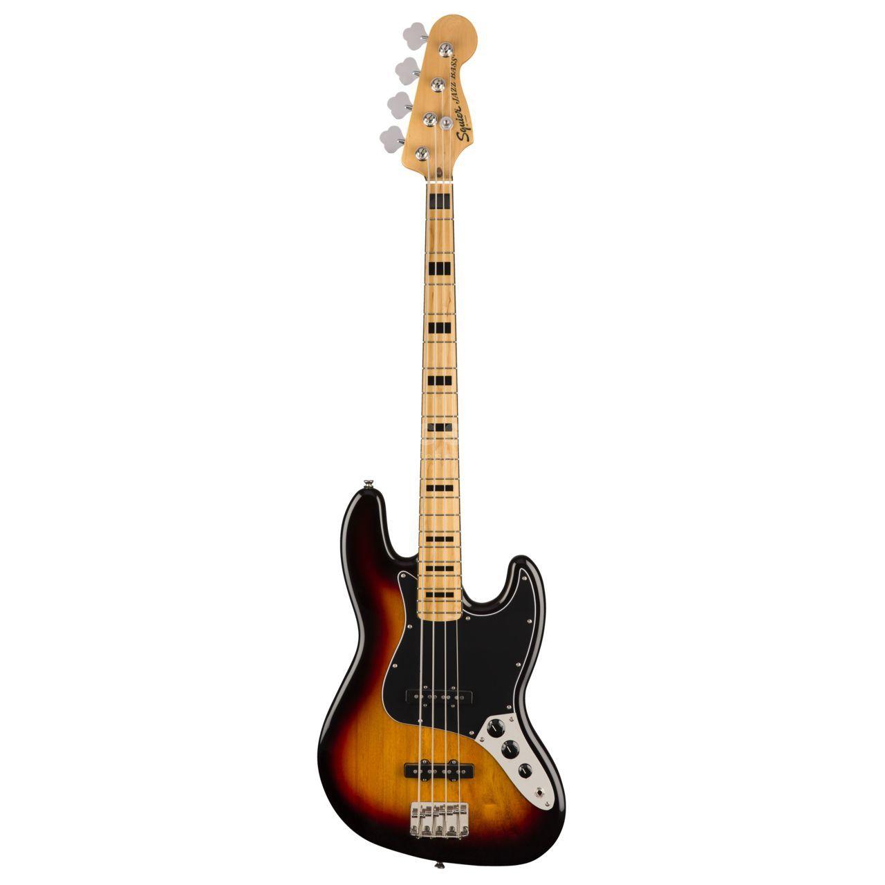Fender Squier Classic Vibe  U0026 39 70s Jazz Bass  3