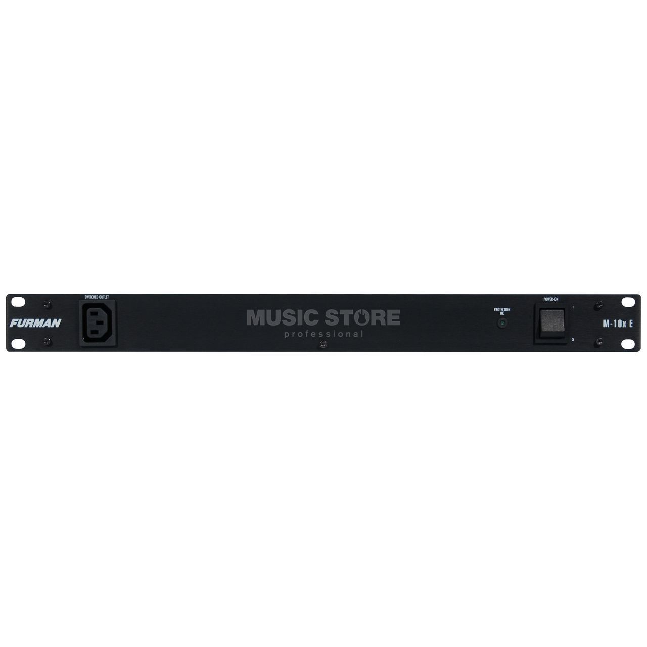 Furman M-10x E Power Conditioner | MUSIC STORE professional | en-DE