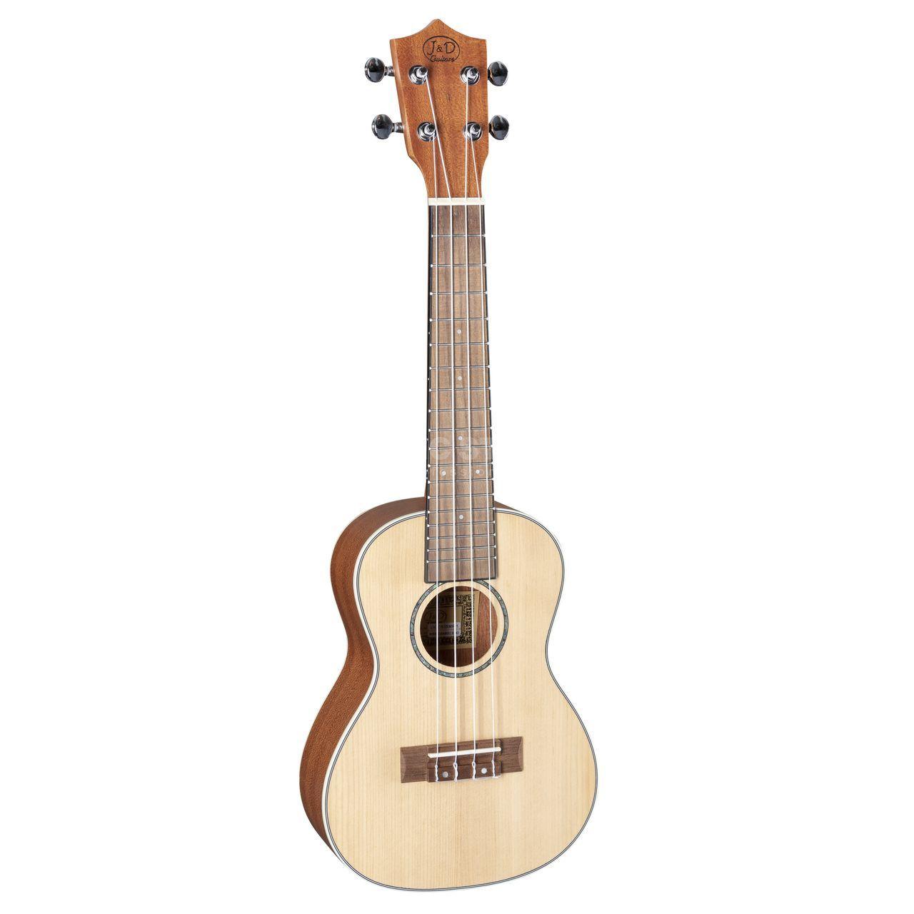 jack danny cs 3 concert ukulele music store professional. Black Bedroom Furniture Sets. Home Design Ideas