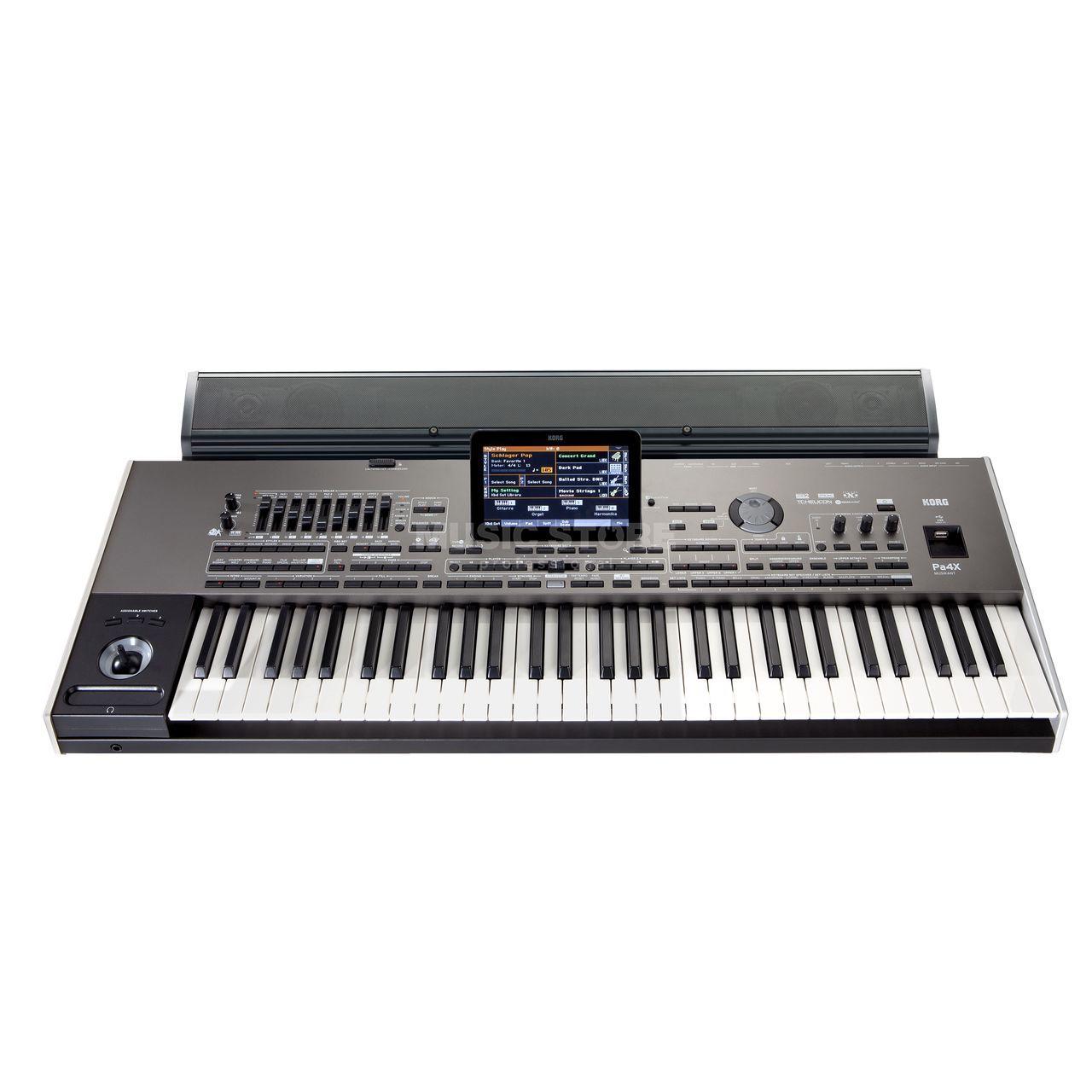 Korg Pa4X-61Musikant 1 - Set | MUSIC STORE professional | en-DE