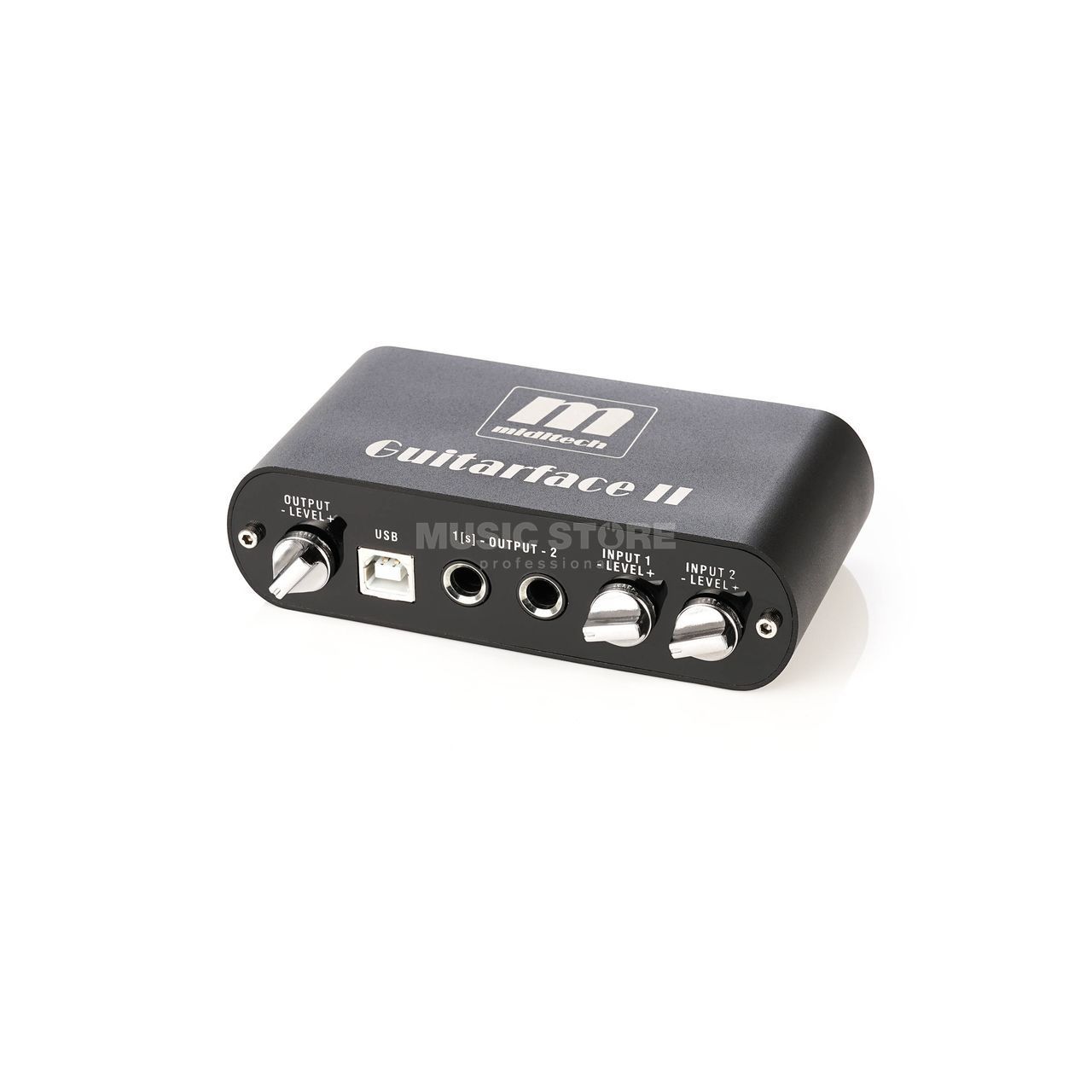 miditech guitarface ii usb audio interface dv247 en gb. Black Bedroom Furniture Sets. Home Design Ideas