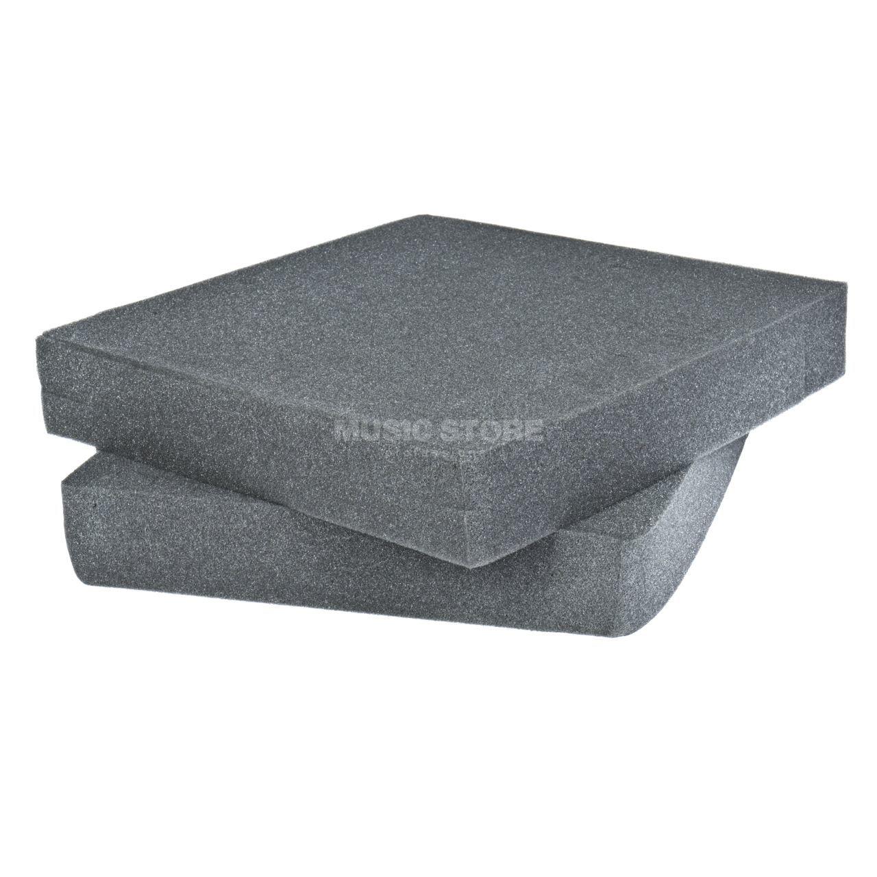 music store 4u block foam rack drawer inlay grey music store professional en hr