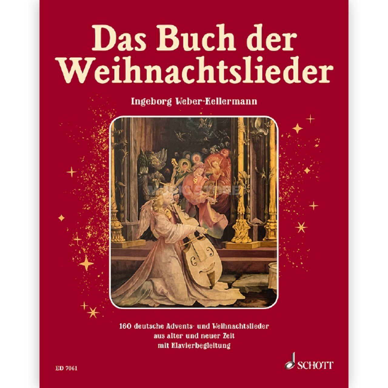 Weihnachtslieder Alphabetisch.Schott Music Das Buch Der Weihnachtslieder Music Store Professional De De
