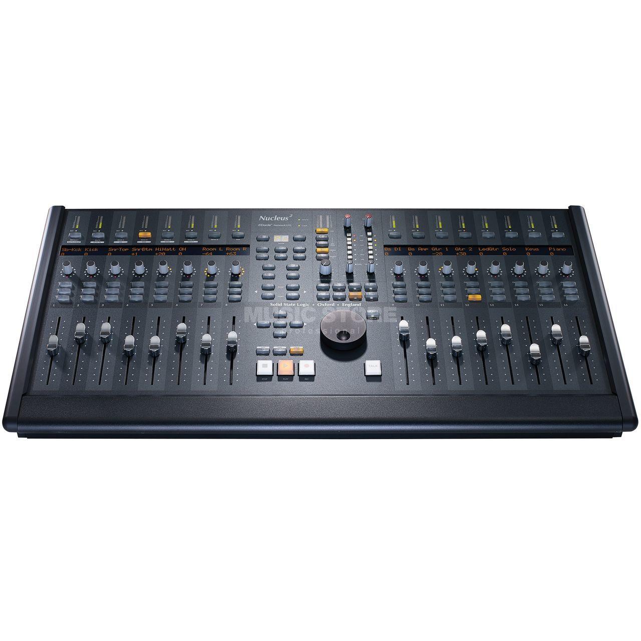 SSL Solid State Logic Nucleus 2 dark Controller + Interface | MUSIC STORE  professional | en-DE