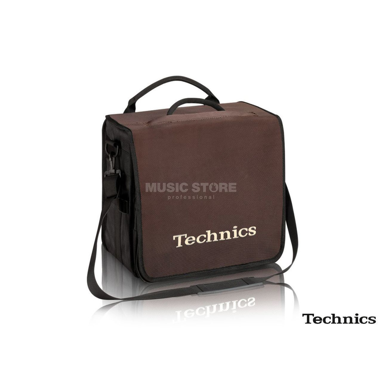 443036fab812b Technics BackBag braun-beige - MUSIC STORE professional