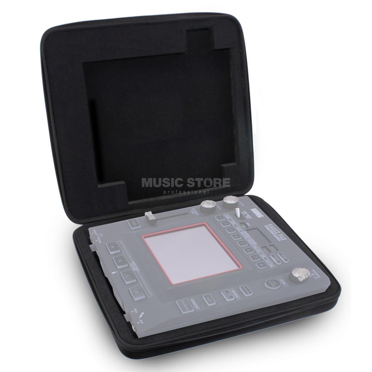 udg creator korg kaoss pad kp3 kaossilator pro hardcase black u8433bl music store. Black Bedroom Furniture Sets. Home Design Ideas