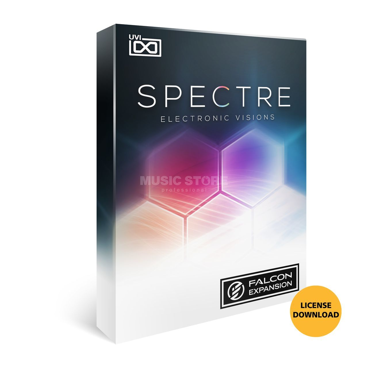 UVI Falcon - Spectre (CODE) Expansion for Falcon   MUSIC STORE professional