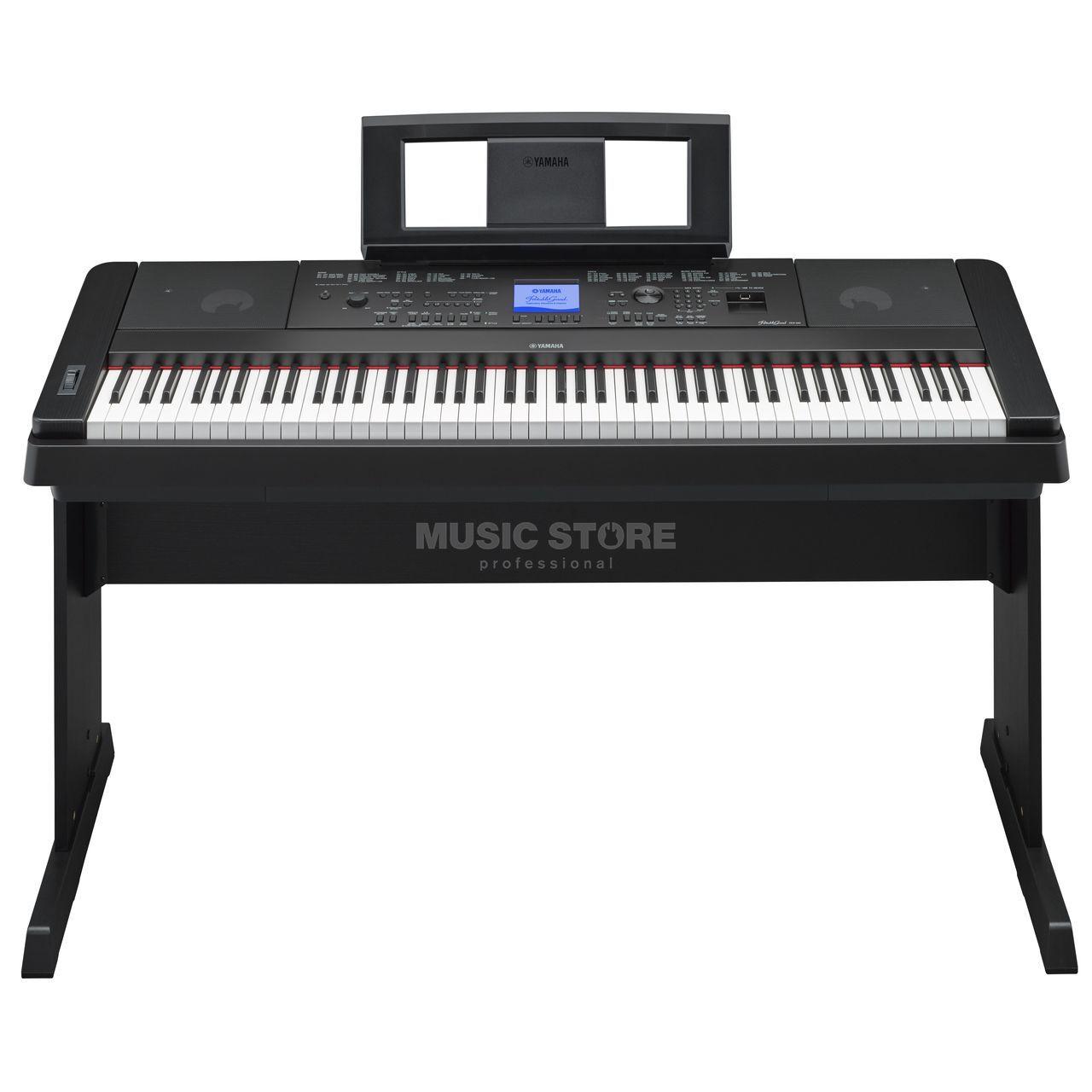 Yamaha dgx 660 b for Yamaha 660 keyboard