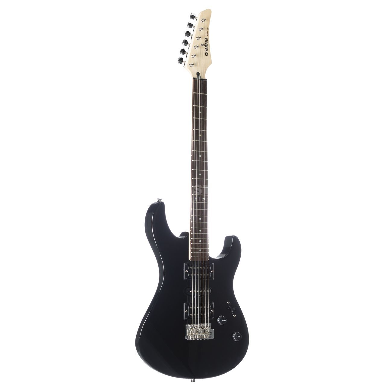 yamaha erg121 electric guitar black. Black Bedroom Furniture Sets. Home Design Ideas