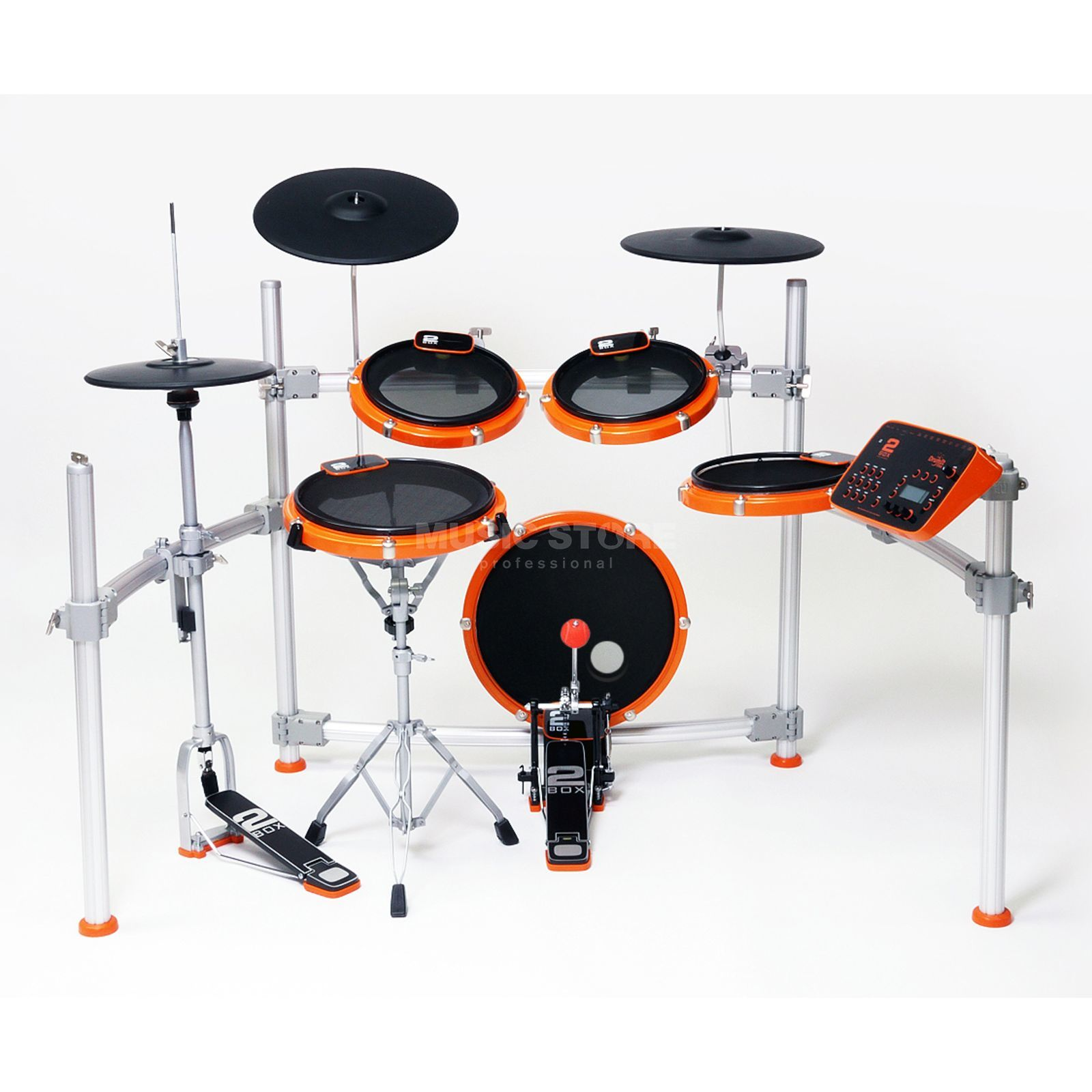 2Box Set de Bateria Digital Drum it Five, MK2  Imagem do produto
