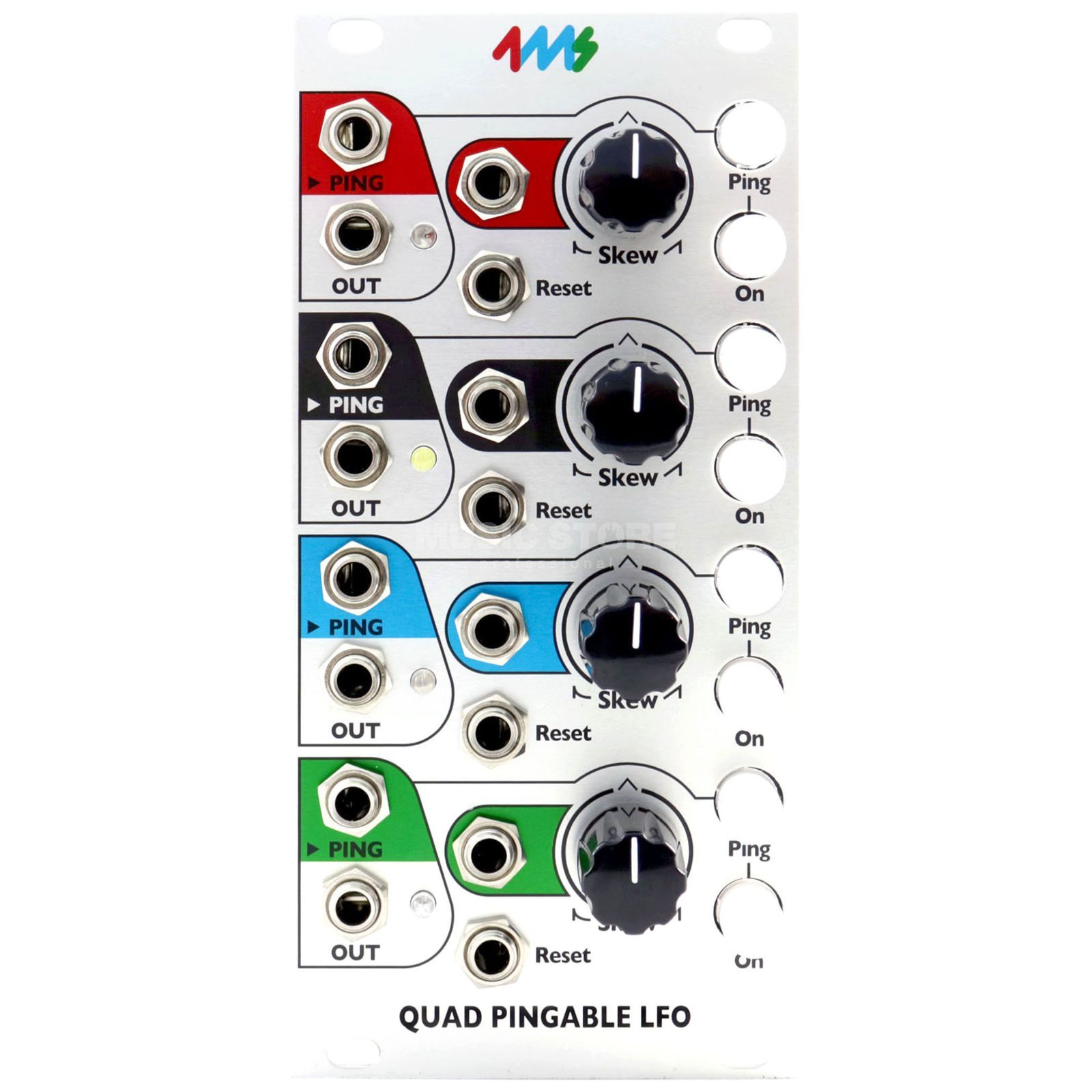 4ms Quad Pingable LFO Product Image