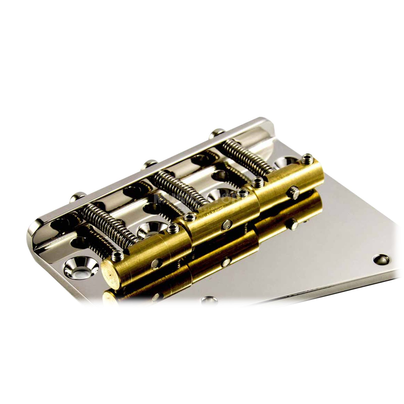 ABM Guitar Parts VCS Tele Reiter kompensiert, Messing, M3 Product Image