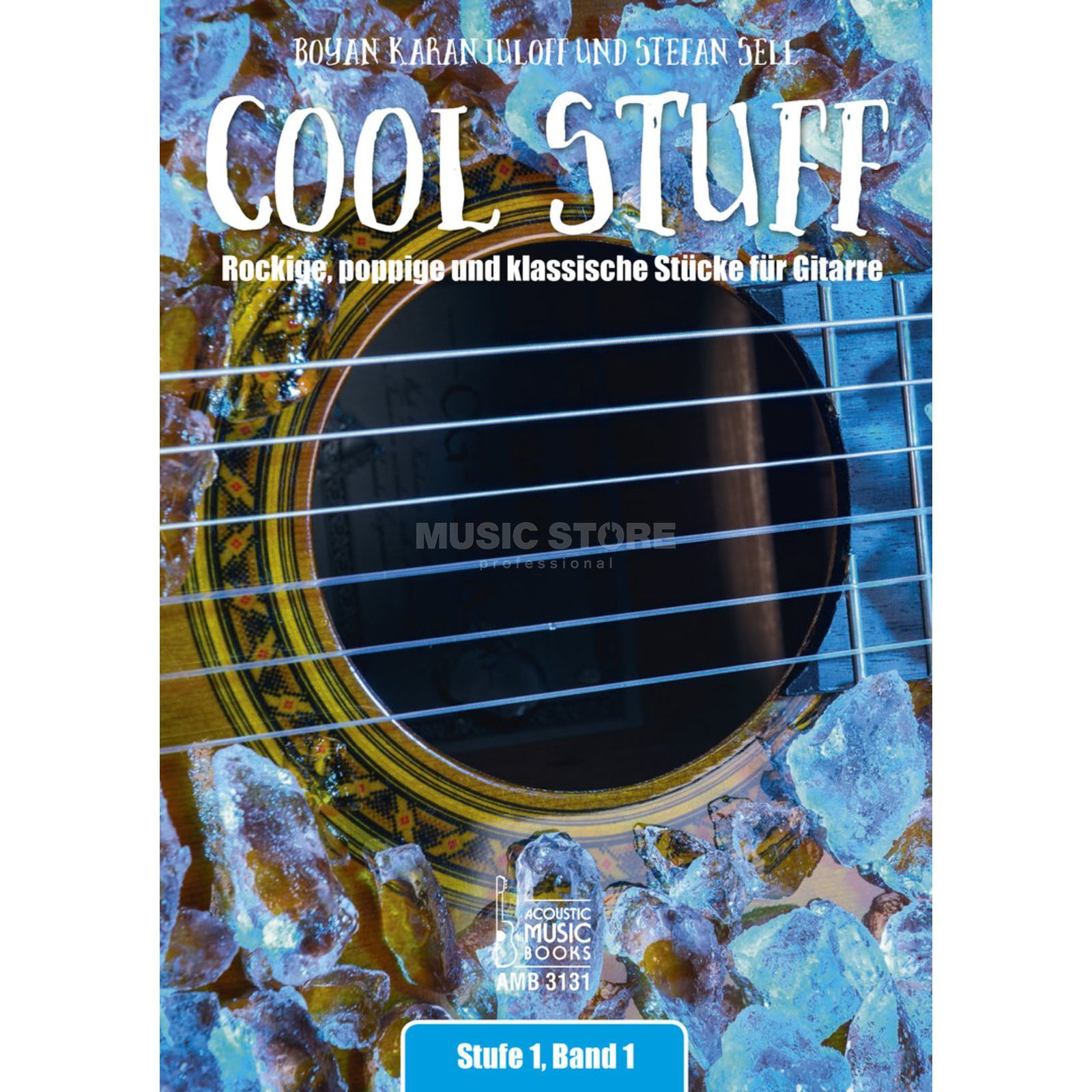 Acoustic Music Books Cool Stuff Karanjuloff, Sell TAB Produktbild