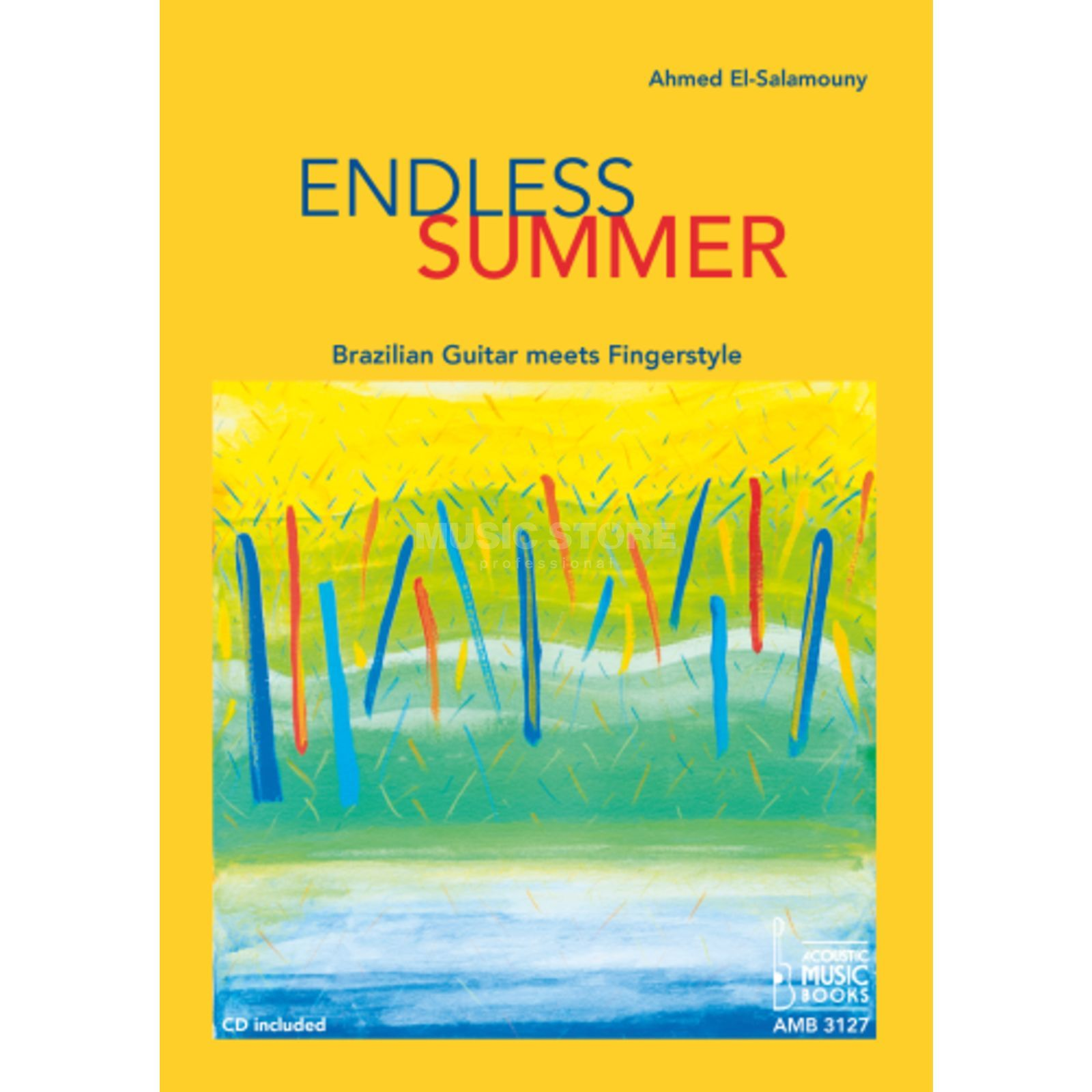 Acoustic Music Books Endless Summer Produktbild